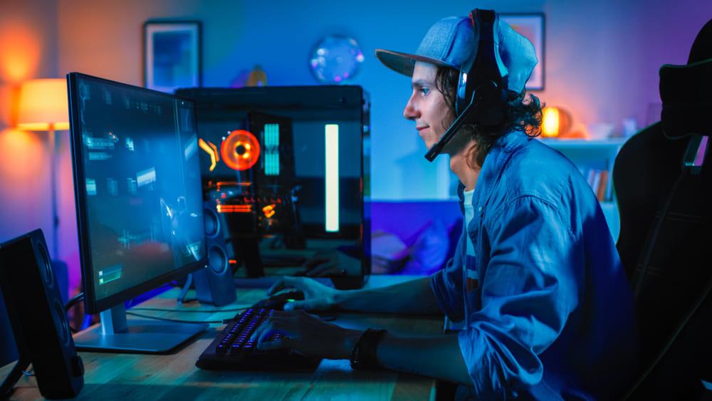 Decoración de videojuegos
