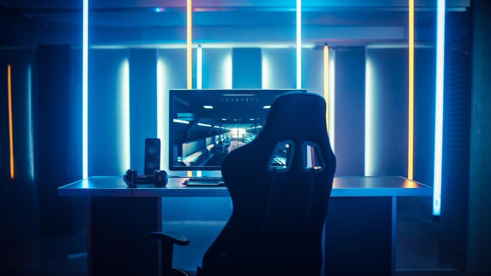 Iluminación en la habitación