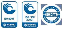 Urbansa - Certificaciones Icontec