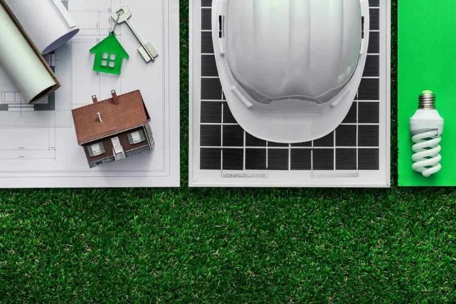 Materiales para la construcción sostenible de edificios